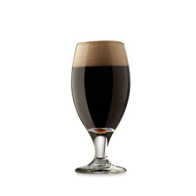 Libbey® Craft Brews 14 3/4-Ounce Porter and Stout Glasses (Set of 4)