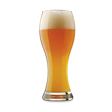 Libbey® Craft Brews 23-Ounce Wheat Beer Glasses (Set of 4)