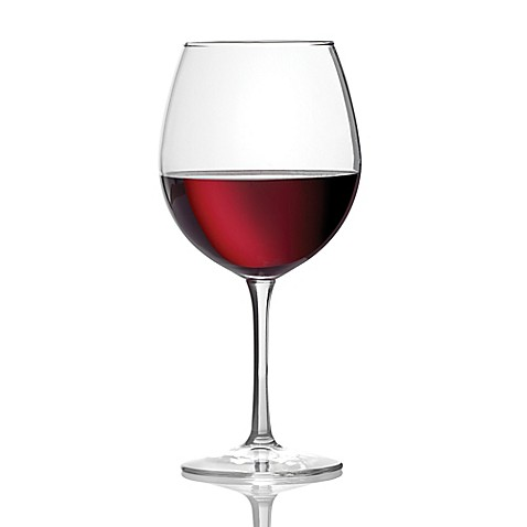 Dailyware™ 18-Ounce Red Wine Glasses (Set of 4)