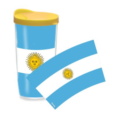 Tervis® Argentinean Flag Wrap 16-Ounce Tumbler