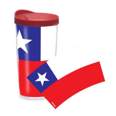 Tervis® Chilean Flag Wrap 16-Ounce Tumbler