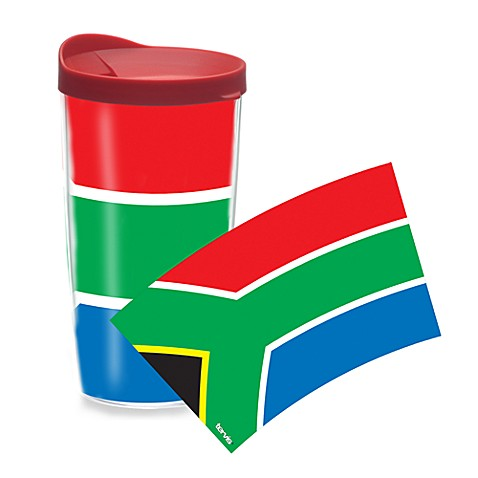 Tervis® South African Flag Wrap 16-Ounce Tumbler