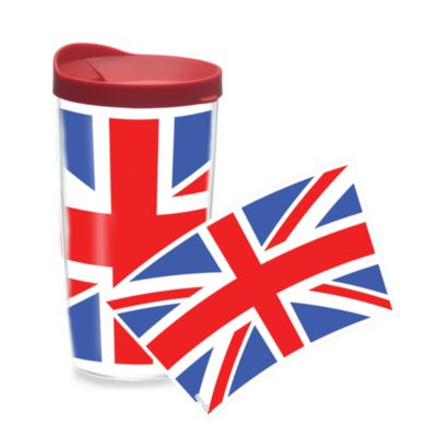 Tervis® British Flag Wrap 16-Ounce Tumbler