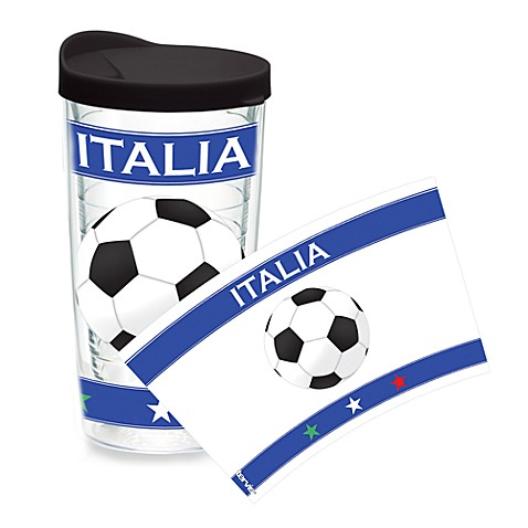 Tervis® Soccer Wrap 16-Ounce Tumbler in Italy