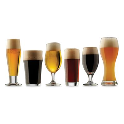 Dailyware™ Craft Brew Beer Tasting Glasses (Set of 6)