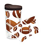 Tervis® Football Wrap 16-Ounce Tumbler