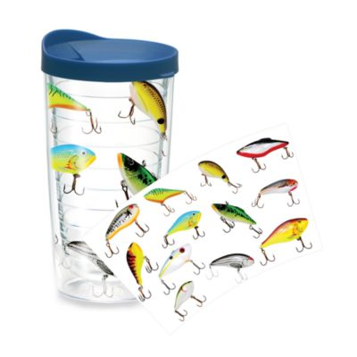 Tervis® Fish Lures Wrap 16-Ounce Tumbler