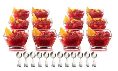 Libbey® Just Desserts 25-Piece Mini Bowl Set