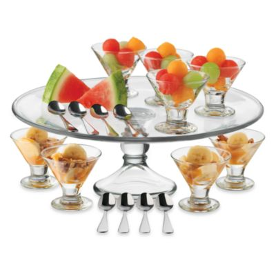 Libbey® Just Dessert 18-Piece Dessert Set