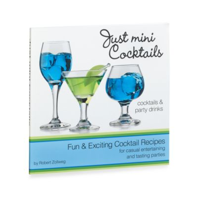 Just Mini Cocktails Book