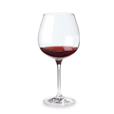 Wine Enthusiast Fusion Classic Pinot Noir Wine Glasses (Set of 4)