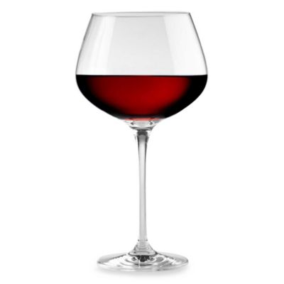 Wine Enthusiast Fusion Infinity Pinot Noir Wine Glasses (Set of 4)