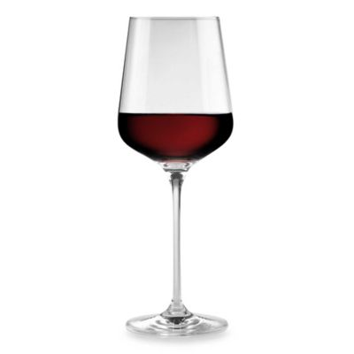 Break-Resistant Cabernet Glasses