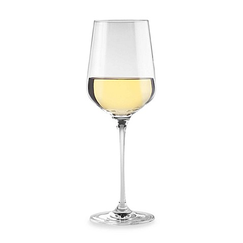 Wine Enthusiast Fusion Infinity White Wine Glasses (Set of 4)