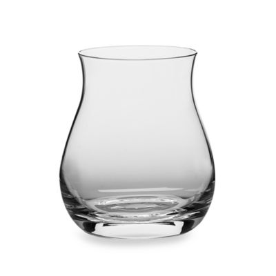 Wine Enthusiast Glencairn Wide-Bowl Whisky Glasses (Set of 4)