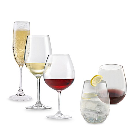 Break-Free PolyCarb Wine Glasses (Sets of 4)