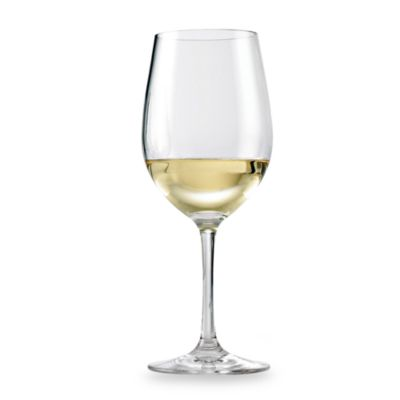 Wine Enthusiast Break-Free PolyCarb Chardonnay Wine Glasses (Set of 4)