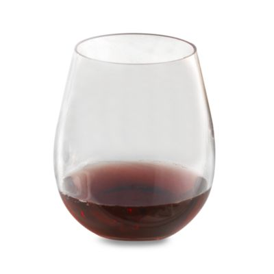 Wine Enthusiast Break-Free PolyCarb Wine Tumblers (Set of 4)