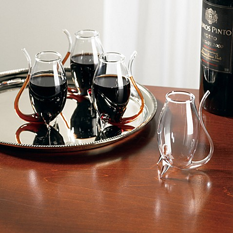 Wine Enthusiast Port Sippers (Set of 4)