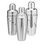Kraftware™ 32-Ounce Stainless Steel Cocktail Shaker