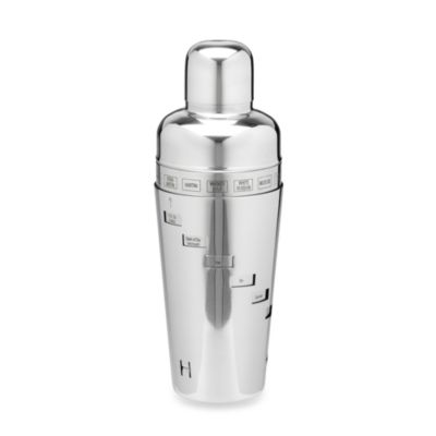 Kraftware™ 32-Ounce Cocktail Shaker in Polished Stainless Steel