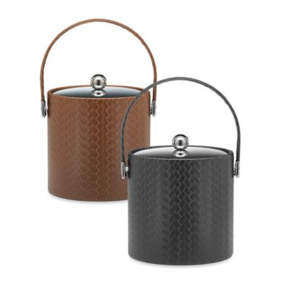KraftWare™ San Remo 3-Quart Ice Bucket in Pinecone Brown