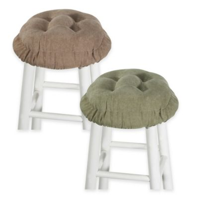 Klear Vu Twillo Barstool Cover in Bronze