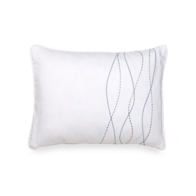 Barbara Barry Streaming Breakfast Pillow