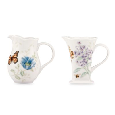 Lenox® Butterfly Meadow® Small Pitchers (Set of 2)