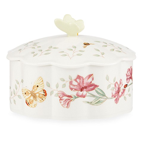 Lenox® Butterfly Meadow® Trinket Box