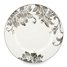 Lenox® Silver Appliqué™ 10 1/2-Inch Dinner Plate