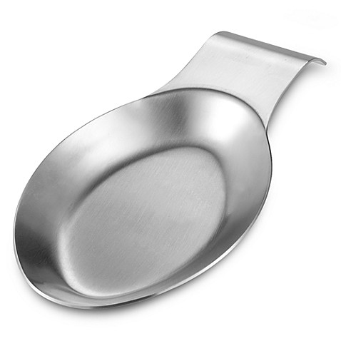 Jumbo Stainless Steel Spoonrest