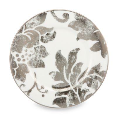 Lenox® Silver Appliqué™ 6-Inch Butter Plate