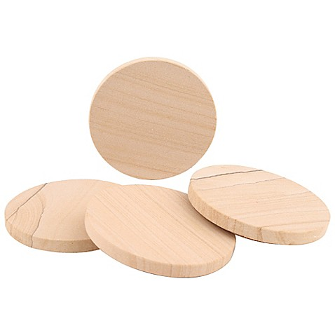 Thirstystone Sandstone Coaster (Set of 4)