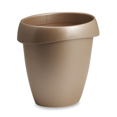 Umbra® Ringo Trash Can in Champagne