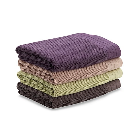 Soho Bath Towel - Chocolate