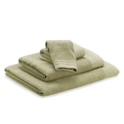 Soho Washcloth in Sage