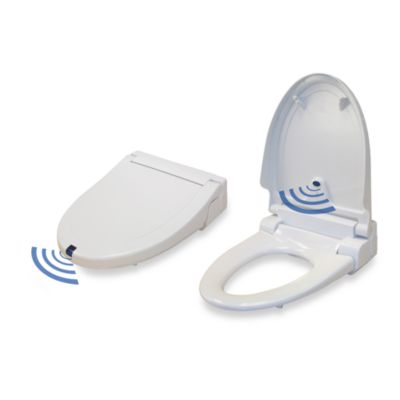 iTouchless® Sensor Control Plug- in Elongated Toilet Seat