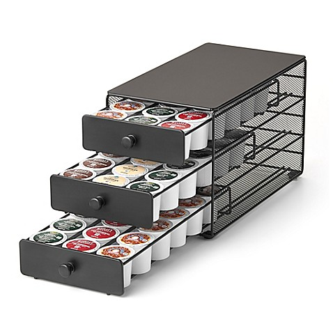 Quot Keurig Brewed Quot 3 Tier 54 K Cup Capacity Drawer By Nifty