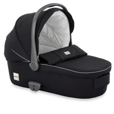 Single Strollers > Inglesina Zippy Bassinet in Black