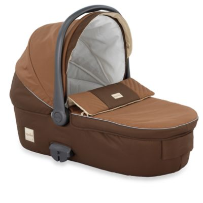 Single Strollers > Inglesina Zippy Bassinet in Brown