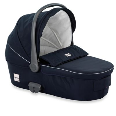 Single Strollers > Inglesina Zippy Bassinet in Navy