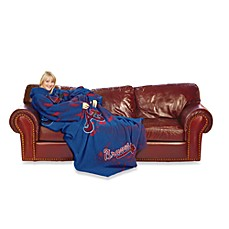 Braves Comfy Throw™