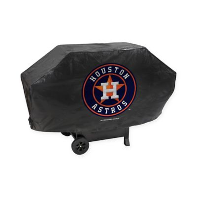 MLB Houston Astros Deluxe Grill Cover