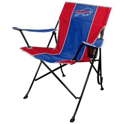 Blue Red Quad Chair