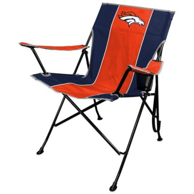 NFL Denver Broncos Deluxe Quad Chair
