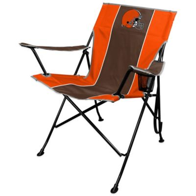 NFL Cleveland Browns Deluxe Quad Chair