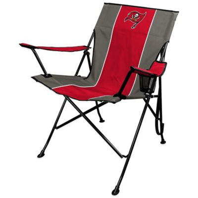 NFL Tampa Bay Buccaneers Deluxe Quad Chair