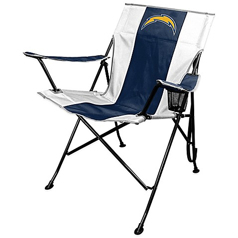Coleman® NFL San Diego Chargers Deluxe Quad Chair