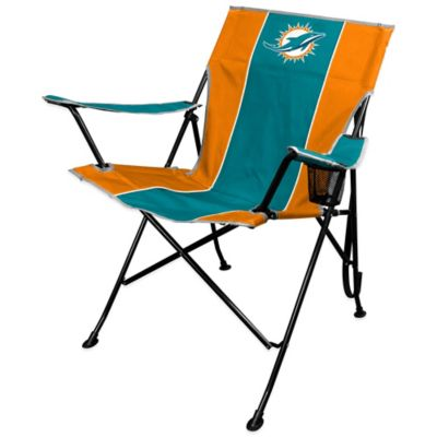 Coleman® NFL Miami Dolphins Deluxe Quad Chair